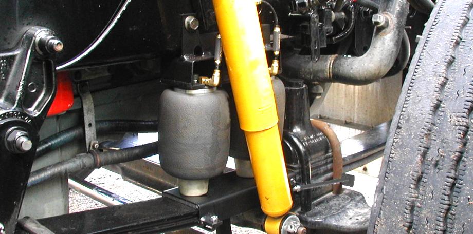 Donvel - Steer Axle